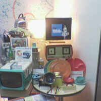 CHUM TV Museum Display