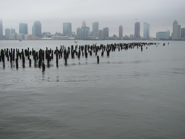 Jersey across the Hudson