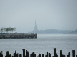 My First Statue of Liberty View