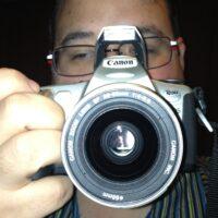 My Canon Rebel 2000 SLR
