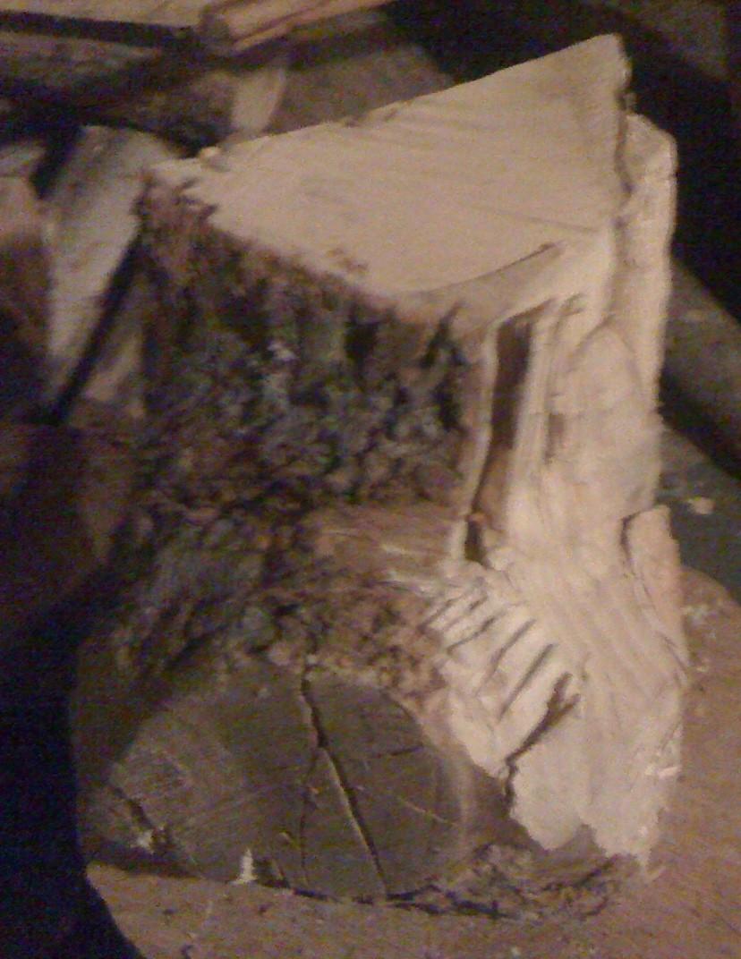 A Piece of Firewood