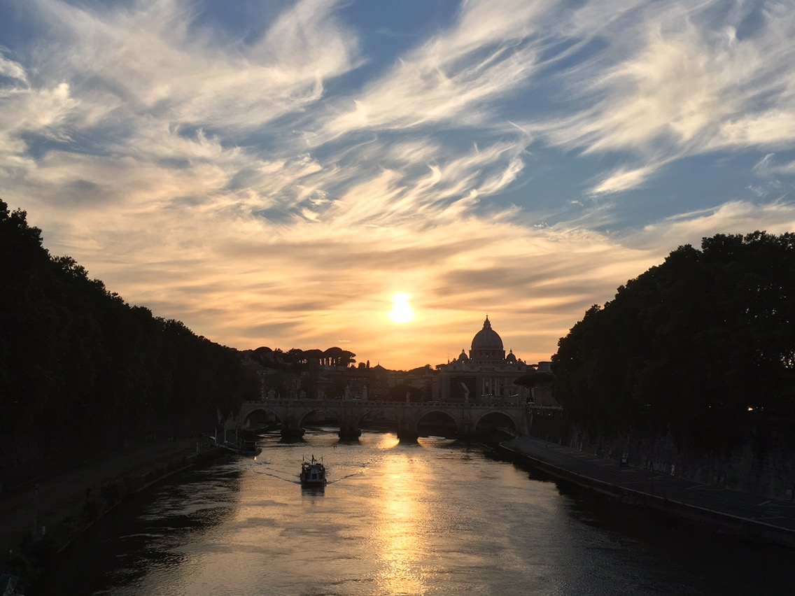 Arrivederci Roma, and The Life That Was