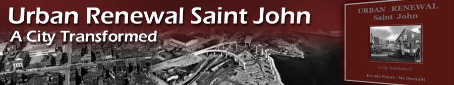 Urban Renewal Saint John Update