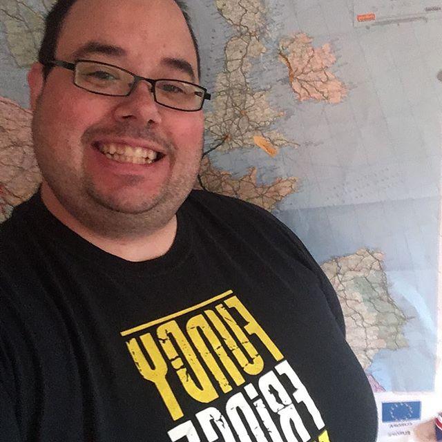 Day 2 of #fundyfringe T-shirt countdown (Black and Yellow Year) #4daystillfringe #bingethefringe