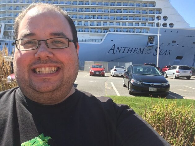 My Day on the Anthem of the Seas