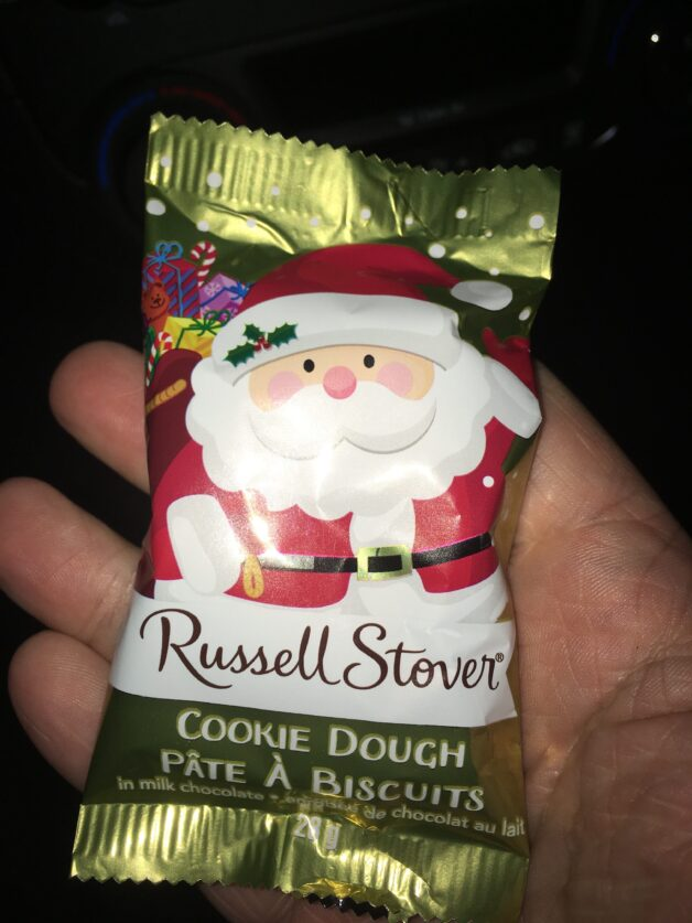 Russell Stover Cookie Dough Confection