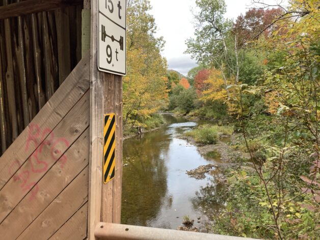 Moores Mill Covered Bridge